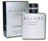 Молодые, полные жизни и желания новых впечатлений, динамичные, активные и спортивные мужчины, без сомнения, по достоинству оценят новый аромат от Chanel, который получил название Allure Sport. Эта туалетная вода прекрасно подойдет для повседневного использования. Яркий и запоминающийся аромат открывается цитрусовыми нотами апельсина и мандарина в сочетании с альдегидами и морскими запахами. Нероль, перец и кедр составляют нотки очаровывающего сердца, а удивительным завершением этой ароматной композиции становится шлейф из сочетания оттенков бобов тонка, ветивера, чувственной амбры и неповторимого мускуса. Женщины не смогут не заметить мужчину Allure Sport!